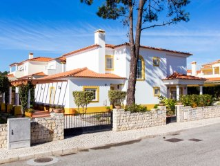 Villa do Jardim, 4 bedroom garden villa with WiFi