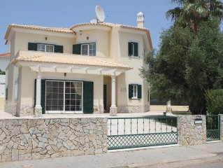 Modern Detached Villa With Private Salt Water Pool And Air-Conditioning