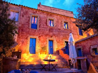 'One Of The Best 20 Holiday Villas In The Med'(The Observer)