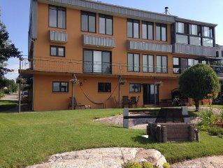 Maison de prestige avec la plus belle vue sur le fjord et la ville