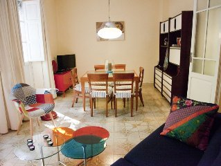 Valencia City Centre - Beautiful pure apartment Valencian style - Modern comfort