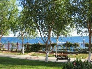 Fort Noks, Marina View, 2 Bed, 2 Bath, Air Con, Sea View