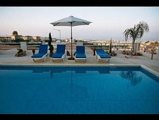 Luxury Villa With Pool And Sea Views (free WiFi And Air-Con)