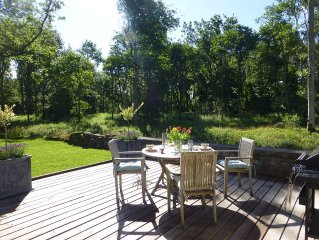 Award Winning Ideal Rural Escape in Earn Valley 5 min from Perth