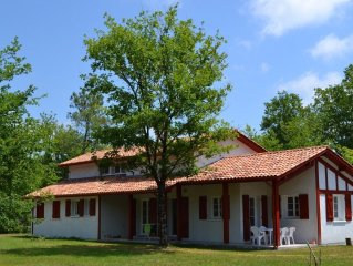 fully equipped villa in quiet surroundings available for all year round rental