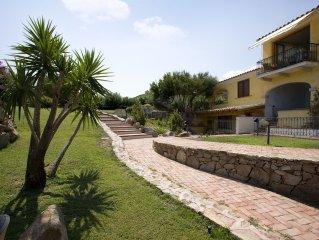 Apartment With Private Pool, Panoramic View, Porto Cervo Sardinia