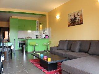 Appartement Gueliz semi luxe Jardin de majorelle