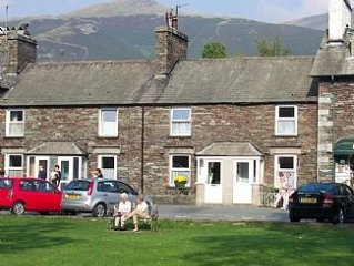 Sleeps 4. 2 Bedroom 2 Bathroom Very Popular Traditional Stone Lakeland Cottage