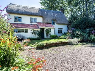 Country Cottage On Organic Farm 3 bedrooms near Exeter, Moors and Coast