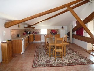 Attractive Town House at the very heart of Capestang
