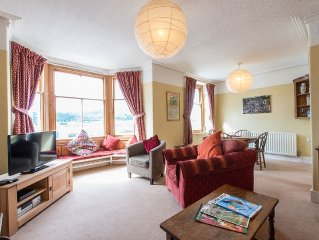 Glorious Views And Elegant Comfort In One Of North Wales's Best Kept Secrets.