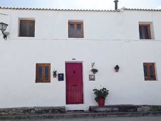 Spanish House With Walled Garden And Private Pool, patio heater, BBQ