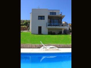 Un sueño en la sierra de Segovia con piscina privada