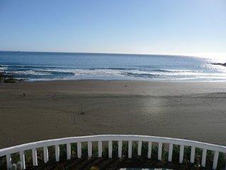 Chalet sobre la playa Golf Magnificas vistas de 1800a la playa y mar WIFI gratis