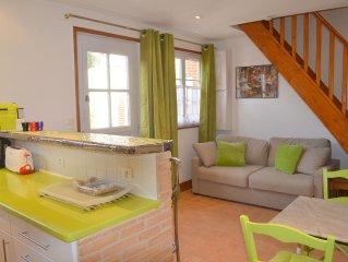 Deauvilla Cottages*** Duplex 2/4 pers-40m2- Terrasse privee- Centre DEAUVILLE