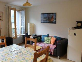 appartement neuf dans petite residence recente calme plein centre ville