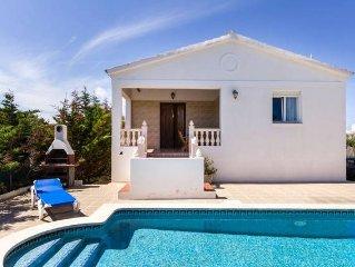 Villa en puerto deportivo Norte de Menorca