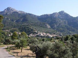 Charming Village House On Mallorca's Unspoilt Western Coast