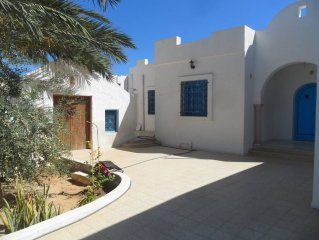 Maison à charme à Houmt Souk Djerba
