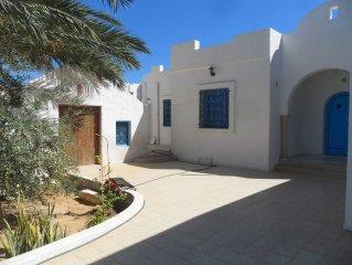 Maison a charme a Houmt Souk Djerba