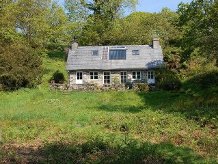 Secluded Cottage in Heart of the Snowdonia National Park