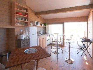 Appartement de standing tres romantique avec vues exceptionnelles a 360 ° : mer,