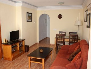 Spacious luxury 2 bedroom apartment with stunning views