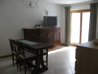Morgex: Appartamento a Morgex  - Monte Bianco - Skyway