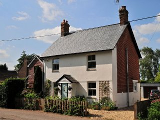 Period Cottage Close To New Forest National Park Boundary