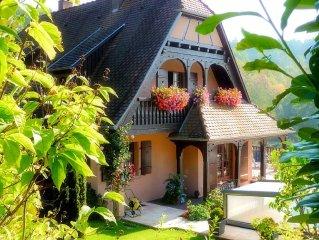 Gîte de charme au coeur de l'Alsace et de la nature 4 étoiles