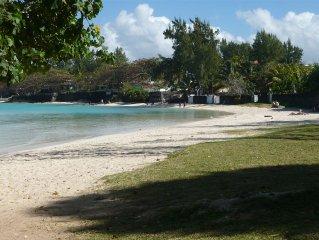 Villa de 3 etoile proximite de la mer prive a pointe D'esny, ile Maurice