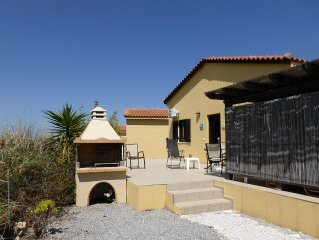 Villa with Sea and Country Views