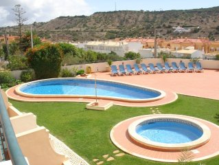 Luxury Linked Villa in Praia da Luz /Lagos