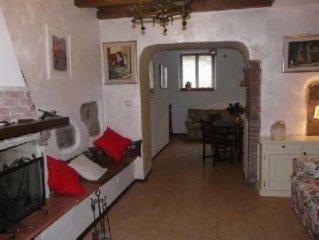 Bolsena, maison de charme in borgo medievale con castello, sul lago