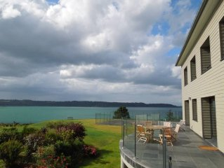 Maison 450m2, 100 metres mer, vue mer 180°, jardin 1,5 hectares, tennis