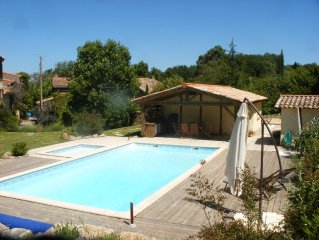 Renovated 17th Century Farmhouse With Private Pool South Of Carcassonne