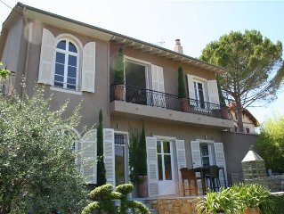 VILLA LA SOUSTA -  private garden, spa pool, views to St Paul-de-Vence