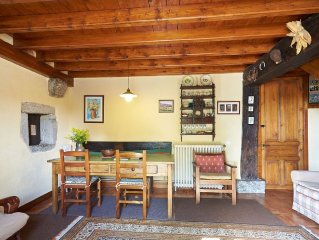 Casa Rural con encanto en la Sierra de Aralar