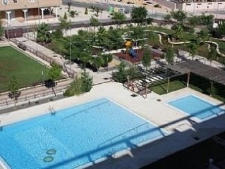 2 Bed Penthouse Holiday Apartment In Spa Valley, Archena (Beside famous Spa)