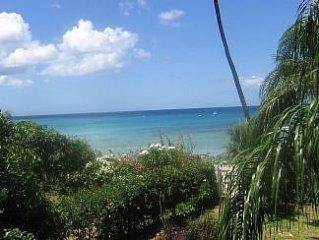 Villa on West Coast Beach