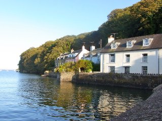 Morgan's Cottage Has One Of The Best Positions In Dale Right On The Water's Edge