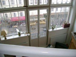 LOFT EXCEPTIONNEL construit par EIFFEL  60 m2 appartement haut de gamme