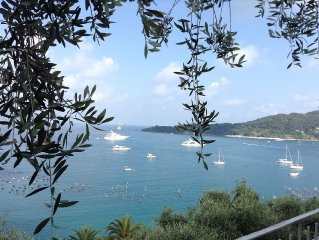 Portovenere: 'WHAT A VIEW!!!  (Private parking Wify )