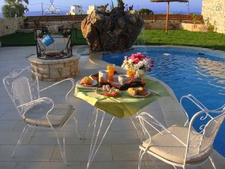 Villa Valentine Is Ideal For Romantic Couples And Honeymooners