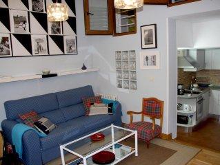 Precioso apartamento en pleno centro de MADRID