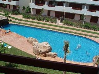 Apartment At Playa Flamenca, Near Torrevieja