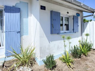 typical villa certified by the Office of Tourism Andernos les Bains