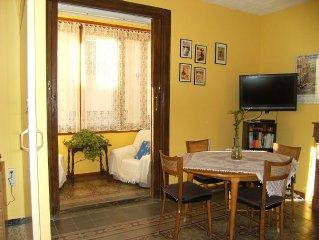 Apartamento turístico junto a viñedos del Penedès. A 10 km de playas