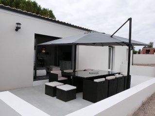 La villa du Cormier Vaux sur Mer / Royan