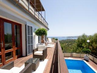 Luxury Villa,  Portals, Costa den Blanes, Mallorca
